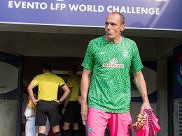 Drobny pariert beim Werder-Sieg zwei Elfmeter