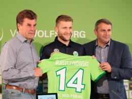 Kuba will mit Wolfsburg Titel