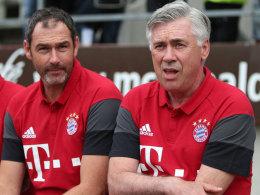 Ancelotti-Assistent Clement sagt England ab