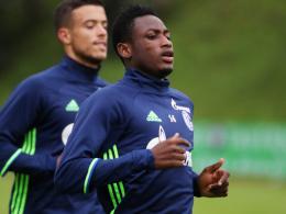 Fix: Schalke leiht Baba für eine Saison aus