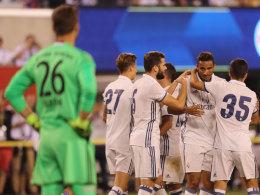 Bayern unterliegt Real Madrid - Ulreich unglücklich