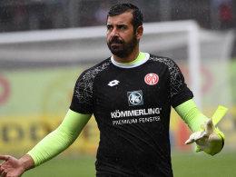 Mainz verliert Spiel und Torwart