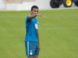 Mancini-Aus bremst Luiz Gustavo