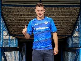 Oleinik: Über Darmstadt in die Nationalmannschaft