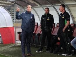 Borussia-Test gegen Inter ins Wasser gefallen