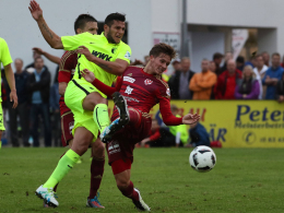 FC Augsburg nur 0:0 gegen Vaduz