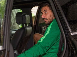 Pizarro muss eine Pause einlegen