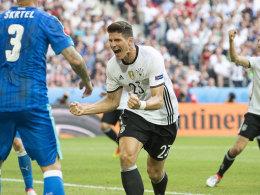 Perfekt! Gomez st�rmt f�r Wolfsburg