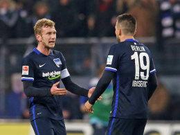 Lustenberger entmachtet! Ibisevic neuer Hertha-Kapitän