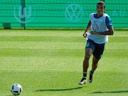 Best�tigt: Luiz Gustavo bleibt in Wolfsburg