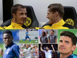 Top-Transfers der Bundesligisten