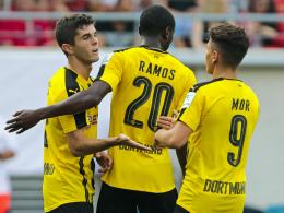 Dortmunds zweiter Anzug sitzt