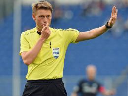 Dingert leitet Er�ffnungsspiel Bayern gegen Bremen