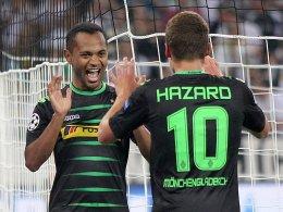 Hazard und Raffael auf Jupp Heynckes' Spuren