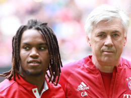 Ancelotti �ber Sanches: