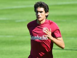 Fühlt sich bereit für einen Einsatz gegen Schalke: Frankfurts Jesus Vallejo.