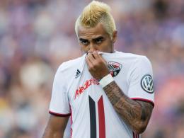 Bekam ein eindeutiges Signal: Ingolstadts Angreifer Dario Lezcano.