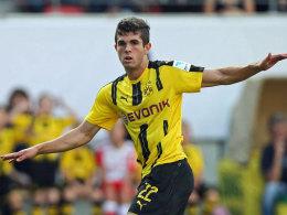 BVB lehnt Liverpool-Offerte f�r Pulisic ab