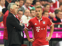 F�r Kimmich wird's eng