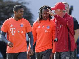 Costa und Sanches arbeiten am Bayern-Comeback