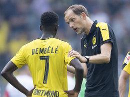 Deschamps schwärmt von Dembelé und nominiert ihn