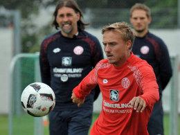 Schmidt hofft auf Win-win-Situation bei Bengtsson