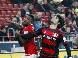 Leverkusen l�sst Ramalho nach Mainz ziehen