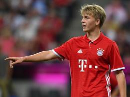 Bayern mit Felix Götze in die Champions League