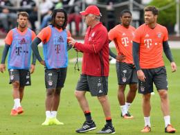 Bayerns Nationalspieler: Fünf sind da, vier folgen noch