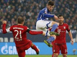 Huntelaar hofft gegen Bayern auf seine Torpremiere