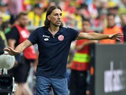 Mainz-Coach Schmidt appelliert an Vernunft