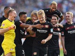 Leverkusen fragt nach: