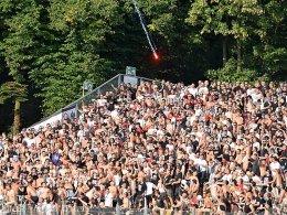Leuchtraketen: Nachspiel für einige Darmstadt-Fans