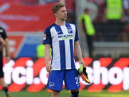 Weiser kann gegen Schalke wohl spielen