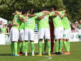 VfL Wolfsburg absolviert Benefizspiel für Amatrice