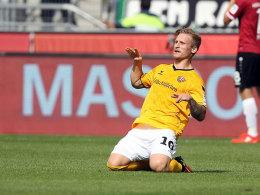 Wolfsburg holt Dresden-Talent Stefaniak