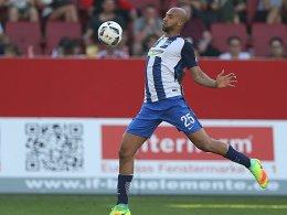 Brooks fehlt gegen Schalke