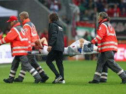 Kohrs Verletzung verhindert Mainzer Siegstimmung