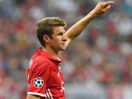 Müller steht parat - Boateng bereit für Startelf