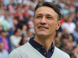 Rotation: Kovac orientiert sich an Hitzfeld