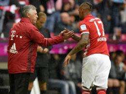Ancelotti: Boateng gegen Hertha in der Startelf