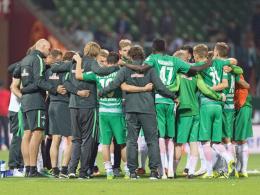 Werder holt auch unter Nouri keine Punkte