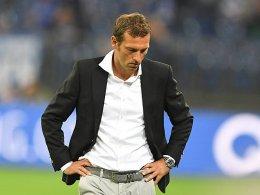 Schalke-Trainer Markus Weinzierl