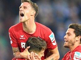 Stöger zufrieden - FC nun Bayern-Jäger Nr. 1