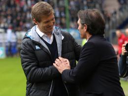 Nagelsmann ist der Wunschkandidat des HSV