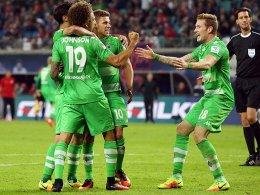 Mit seinem Tor zum 1:1 gegen Leipzig unterstrich Fabian Johnson einmal mehr seine Bedeutung für die Gladbacher.