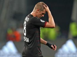 Leverkusens Bender: