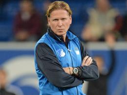 Filbry bestätigt: Gisdol Trainerkandidat in Bremen