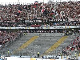 Eintracht: Teilausschluss gegen Bayern und Ingolstadt