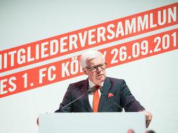 FC-Präsident Werner Spinner